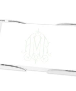 notepad with monogram great for making lists